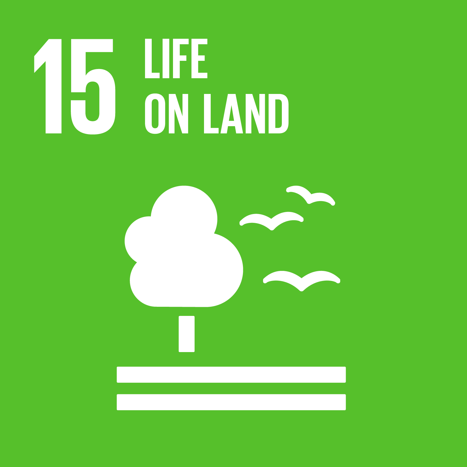 【SDGs logo】LIFE ON LAND