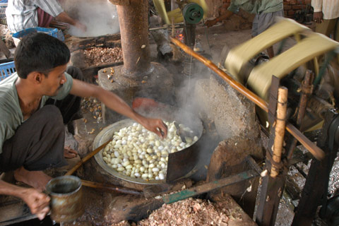 Silk Road 2 - Boiling cocoons
