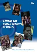 Cover: Actions for Human Security in Health