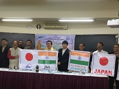 Ex-participants of JICA Training Courses Held a Seminar for