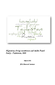 Migration, Living Conditions, and Skills: A Panel Study - Tajikistan, 2018