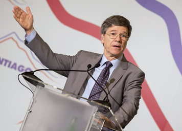 "Public Seminar ""Transforming our world, Discussion with Professor Jeffrey Sachs"""