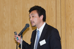 Keiichi Shirato, chief analyst, Middle East & Africa Department, Mitsui Global Strategic Studies Institute