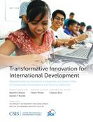 Transformative Innovation for International Development: Operationalizing Innovation Ecosystems and Smart Cities for Sustainable Development and Poverty Reduction