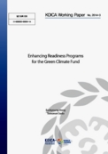 Enhancing Readiness Programs for the Green Climate Fund