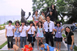 JICA hosts study tour for Japanese winners of essay contest&lt;br&gt;<br /> <br /> Japanese high school and university students drop by the Blood Compact site, a famous tourist attraction in Bohol Island, as part of their study tour in the Philippines.