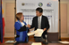 JICA, DOJ sign agreement to promote compliance with PH's competition policy&lt;br&gt;<br /> <br /> Justice Secretary Leila M. De Lima and Japan International Cooperation Agency (JICA) Chief Representative Takahiro Sasaki signed the Records of Discussion to formalize the agreement for the three-year implementation of the project on Capability-building for a Comprehensive National Competition Policy (Phase 2). The signing was one of the highlights of a two-day seminar on the promotion of a compliance program and advocacy activities held at the Sofitel Philippine Plaza Manila on August 5 to 6, 2013.