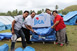 &quot;Bayanihan Spirit&quot;: Japan's assistance to Bohol &lt;br&gt;<br /> <br /> Japan International Cooperation Agency (JICA) distributed emergency relief items to Bohol last week in a move to support the province's recovery. A total of 150 tents and 485 blue sheets, amounting to 38 million Yen, will be used as temporary shelters for displaced families and as makeshift classrooms for destroyed school buildings. &lt;br&gt;<br /> JICA Philippines Chief Representative Takahiro Sasaki vowed to continue assistance by dispatching Japanese experts to rehabilitate roads and other infrastructure damaged during the earthquake. JICA, according to Sasaki, will work closely with DPWH and PHIVOLCS in enhancing the resiliency of Bohol's infrastructure and earthquake monitoring.&lt;br&gt;<br /> First photo shows (from left to right) Sagbayan, Bohol Mayor Ricardo Suarez, Bohol Governor Edgar Chatto, JICA Chief Representative Takahiro Sasaki, and DSWD Secretary Dinky Soliman during the distribution of temporary shelter relief items in Sagbayan, Bohol.<br />