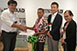 Catalyzing inclusive growth in Mindanao's conflict-affected areas<br><br /> The Japan International Cooperation Agency (JICA) and the Department of Agrarian Reform (DAR) turned over recently various rural infrastructure (small irrigation, rural water supply, and rice and corn mills) to the Municipality of Columbio, Sultan Kudarat and irrigators' and water users' associations in Barangays Libertad, Sinapulan, and Maligaya.<br><br /> The infrastructure projects form part of the JICA-funded Mindanao Sustainable Agrarian and Agriculture Development (MinSAAD) Project, implemented by the Department of Agrarian Reform. The MinSAAD Project aims to increase agricultural productivity, product value, and income of Agrarian Reform Beneficiaries (ARBs) and other small scale farmers in twelve (12) settlement areas in Regions X, XI, and XII covering seven (7) provinces in Mindanao.<br><br /> Photo shows from left to right: Hon. Amirh Musali, Mayor of Columbio, Sultan Kudarat; Mr. Rodolfo Oreña, President of BUSIMA Water Users' Association; Mr. Jin Hirosawa, JICA Representative; and Ms. Sylvia Mallari, DAR Undersecretary for Foreign-Assisted and Special Projects.