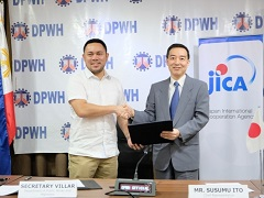 JICA, DPWH partner for new project on PH highway network dev't to